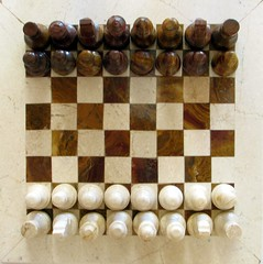 Chess Set - by Rennett Stowe