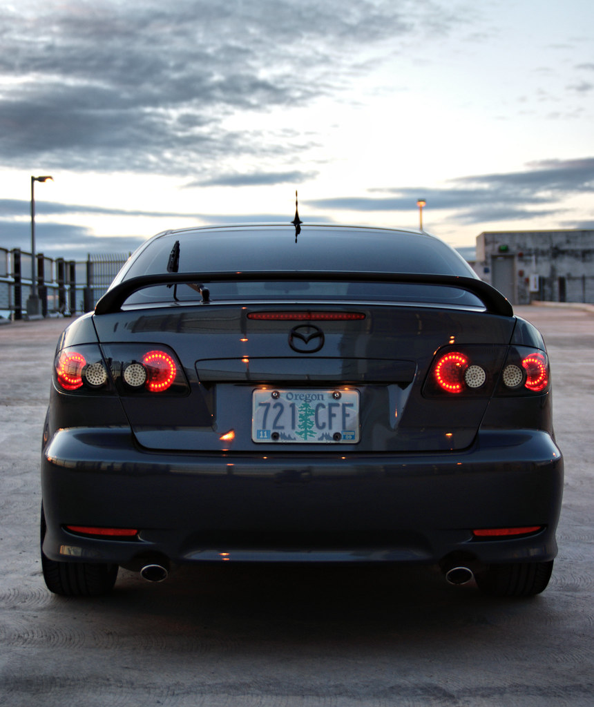 Official Car Led Pic Thread Mazda 6 Forums Mazda 6