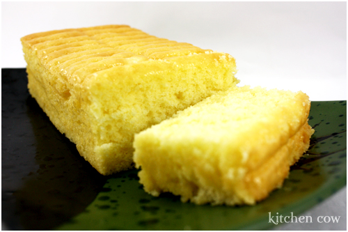 Vargas Kitchen Buttercake