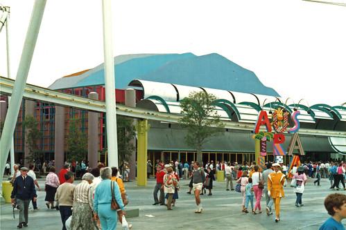 Australia Pavillion - Expo 88