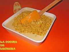 Fritos de arroz-mezcla+