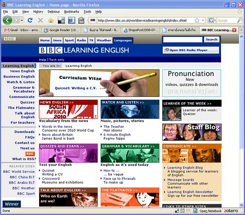 """BBC_LearningEnglish01 by friendsofarnon, on Flickr"""