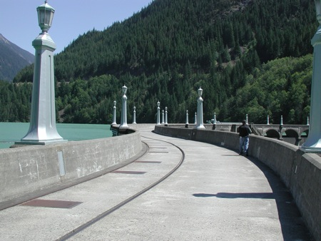 Diablo Dam, Washington State