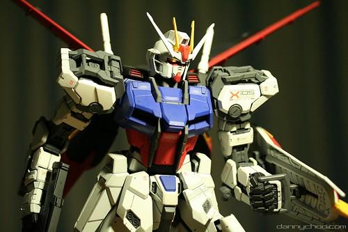 PG GAT-X105 Strike Gundam