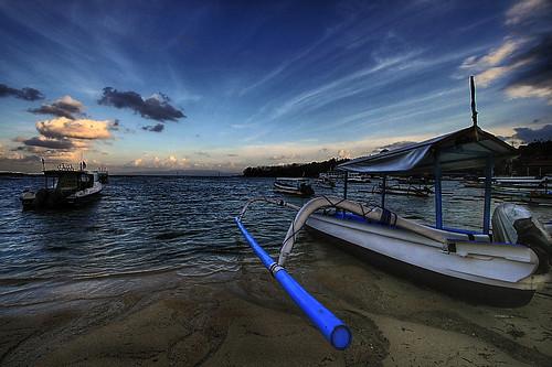 Padang Bai-Bali,Indonesia