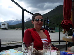 Just Before the Thunderstorm in Field (joadc) Tags: river athabasca