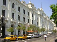 Plaza San Martin, Central Lima