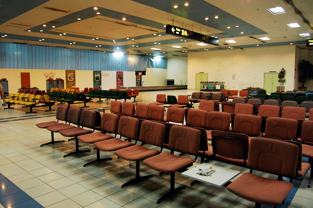 Sultan Abdul Aziz Airport, Subang Jaya