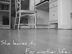 She leaves it for another life... (andrixorose) Tags: sad heartbroken