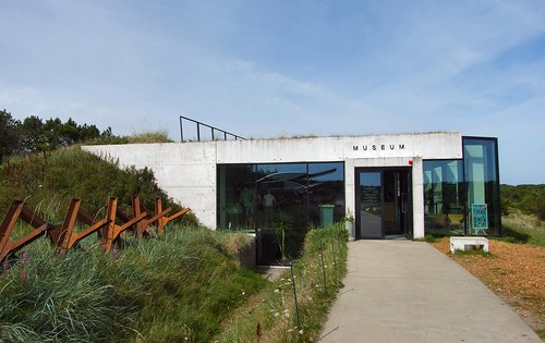 The Bunkermuseum in Hanstholm