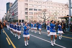 Majorettes of Serbia - Mazoretkinje Srbije (Diamond Baton International Majorettes Festival) Tags: street girls festival europe traditional serbia competition annual balkans belgrade majorette performers beograd baton pancevo pompom majorettes srbija mazoretkinje mazoret