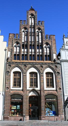 Die Rostocker Stadtbibliothek