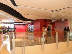 the cinema, fire zone, The Elements (munsterinc) Tags: hk kowloon theelements