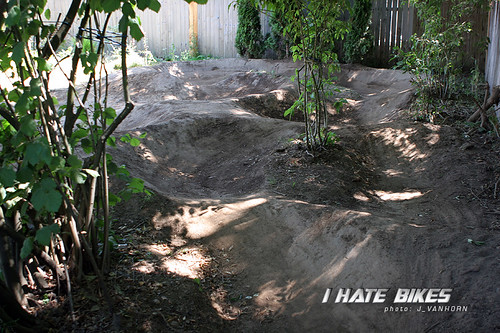 Pattys pump track