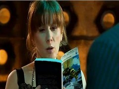 Donna reads Agatha Christie