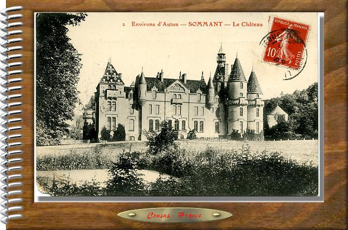 SOMMANT - Le Château