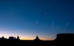 20080801-_MG_2210-Edit (buddy4344) Tags: arizona landscape navajo monumentvalley startrail navajotriballand