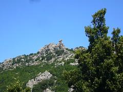 Sur le chemin de descente, vues sur l'Omo d'Ovacce