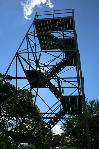 Flat Top Fire Tower