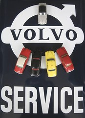 VOLVO Amazon Service (MarkAmsterdam) Tags: toy star volvo amazon lone p1800 meijster
