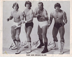 THE-VON-ERICH-CLAN (Matt and Jordan Bucher) Tags: dallas wrestling wwf wcw sportatorium kevinvonerich adkisson vonerich kerryvonerich fritzvonerich davidvonerich