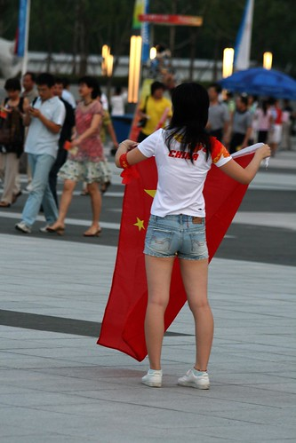 China Fan (by niklausberger)