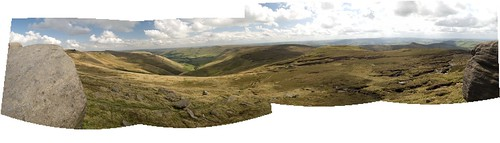 View of Peak District