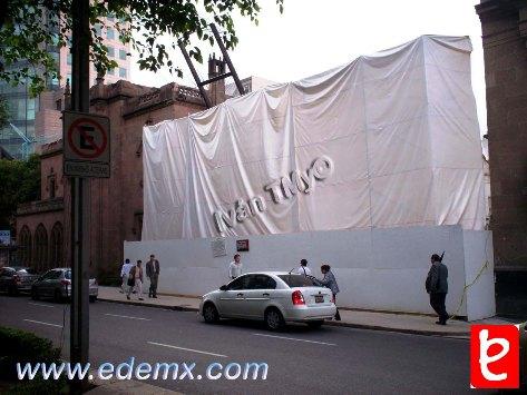 Restaurante la Tablita; demolido. ID378, Iván TMy©, 2008