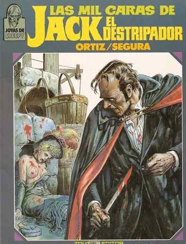 las mil caras de jack el destripador