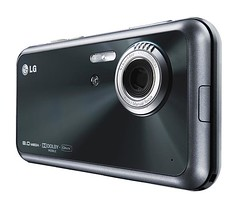 LG KC910 touchphone