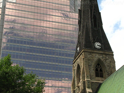 Montreal, Old and New