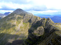 Ridge of Liathach