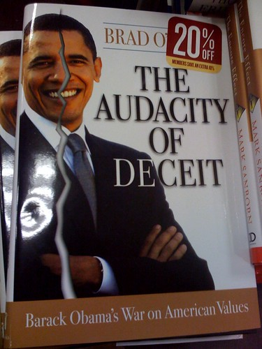 The Audacity of Deceit? by inju.