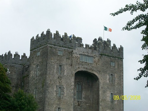 Ireland - Bunratty Castle