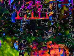 Bubbleicious Dream Scene by Fractal Artist