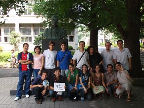 Hiyoshi Town Tour