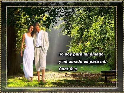 Cantares 6 3 La Amada Alas Al Infinito