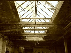 texafol (tomsawyer83) Tags: old light window germany deutschland licht industrial leipzig silence architektur industrie stille architekture verfall industriebrache morbide tragwerk texafol