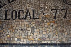Local 77 (David Gallagher) Tags: sanfrancisco tile mosaic doorway foundinsf