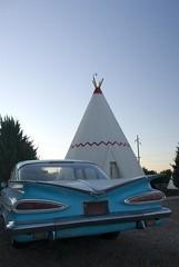 Wigwam Motel in Holbrook (Moonheart) Tags: arizona holbrook wigwam