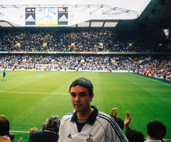 White Hart Lane 061008