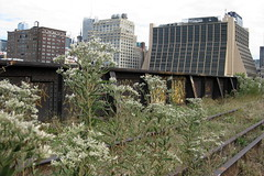 NYC: The High Line by wallyg, on Flickr