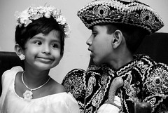 Friends (Imesh) Tags: wedding flowergirl pageboy kandyan