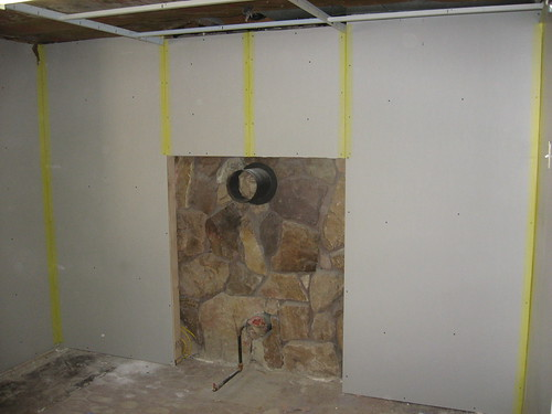 Basement fix