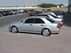 Mercedes-Benz C36 AMG 1996 (q8500e) Tags: boy hot sexy club silver wow germany merced
