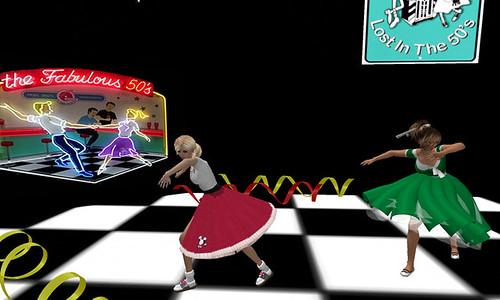 Sock Hop - Cen & Me