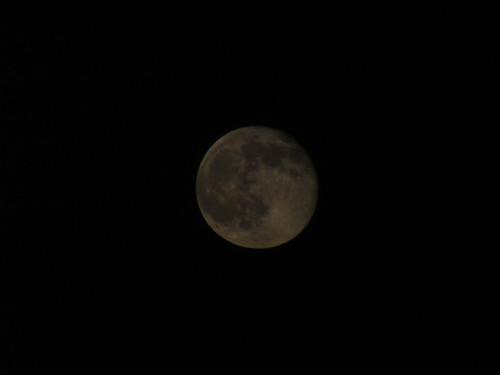 Full Moon, October 2008