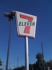 7-11, old school style (alist) Tags: signs weird tempe