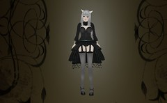 ~momo~KurOscurO dress