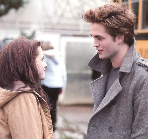 Twilight New movie still Edward and Bella by elphiegirl95.